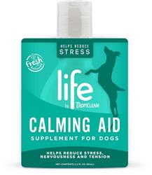 LIFE BY TROPICLEAN CALMING SUPPLEMENT FOR DOGS 2.5OZ