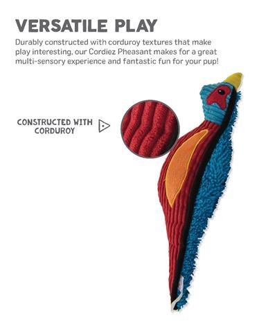 Cordiez Pheasant Toy