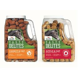Manna Pro Tasty Delites™ Jugged Treats, 3LB