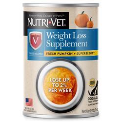 Nutri-Vet Weight Loss Supplement - 15 oz