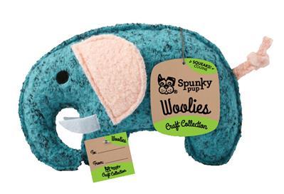 Woolies Elephant Plush Toy