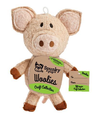Woolies Pig Plush Toy
