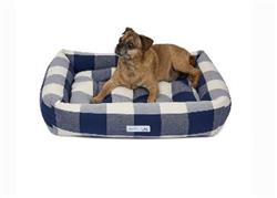 Slumberjax Dozer Bed: Plaid Collection