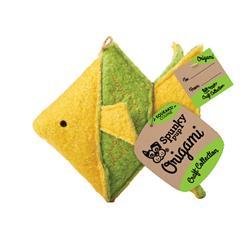 Origami Fish Plush Toy