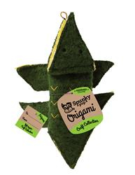 Origami Alligator Plush Toy