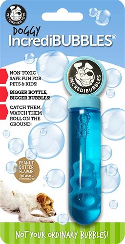 Big Size - Doggy Incredibubbles  Larger bottle, bigger bubbles!