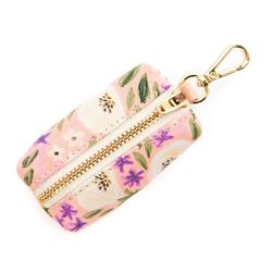 Harper Floral Waste Bag Holder