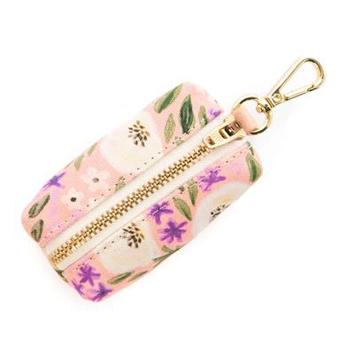 Harper Floral Waste Bag Holder