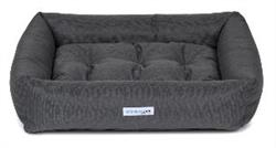 Slumberjax Dozer Bed: Steel Tweed