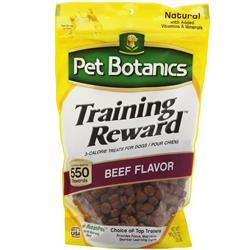 Pet Botanics Training Rewards Beef (20 oz)