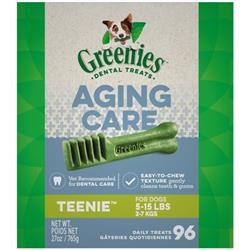 Greenies Complete Aging Care Dental Treat 27oz