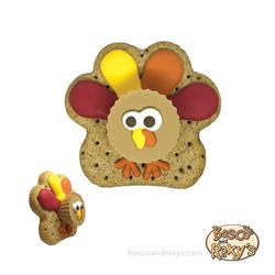 Bosco & Roxy's | BnR Fall Season | 3D Turkey | 9/Case