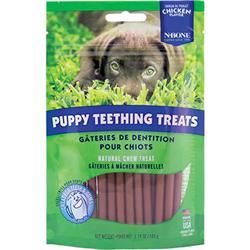 NBONE DOG PUPPY TEETH TREAT 3.74 OZ.
