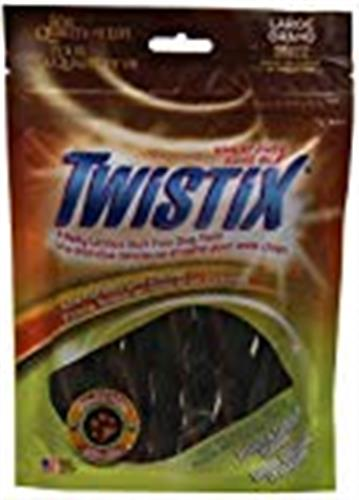 NBONE DOG TWISTIX MILK SMALL 5.5 OZ.