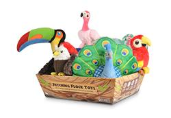 Fetching Flock Collection - 10 pc with FREE Display