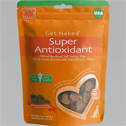 GET NAKED DOG GRAIN-FREE ANTIOXIDANT TREAT 5 OZ.