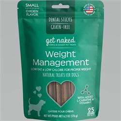 GET NAKED DOG GRAIN-FREE WEIGHT MANAGEMENT SMALL 6.2 OZ.