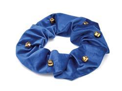 Hanukkah Blue Velvet Ruff