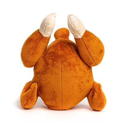 Rotisserie Chicken Super-squeaker Toy (Large) - Sold in 3s