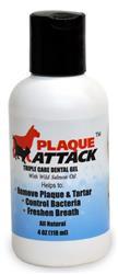 Plaque Attack Dental Gel (4 oz)