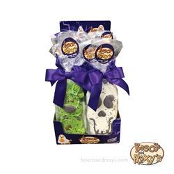 Halloween, Prepackaged Frankendog and Creepy Skull, 20/Case, MSRP $3.99