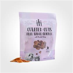 iti Chicken & Manuka Honey Curated Cuts, Air Dried Treats, 3.5oz