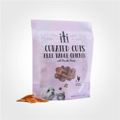 iti Chicken & Manuka Honey Curated Cuts, Air Dried Treats, 3.5oz