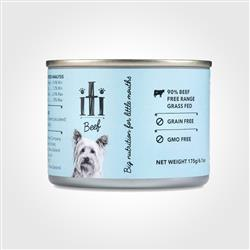 iti Beef Canned Dog Food, 6oz