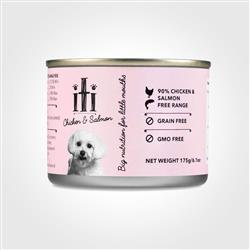 iti Chicken & Salmon Canned Dog Food, 6oz