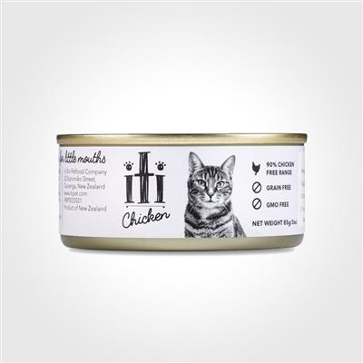 iti Chicken Canned Cat Food, 3oz