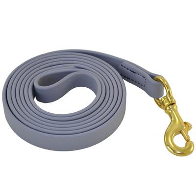 "BIOTHANE 6' LEASH (1/2"" or 3/4"") - Colors"