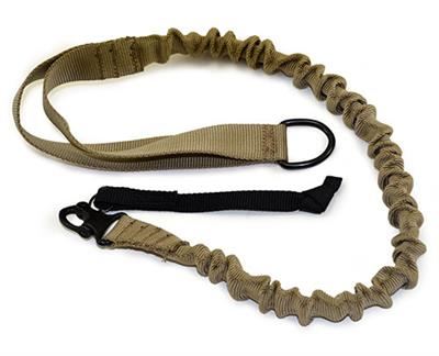 TACTICAL BUNGEE (Black or Tan)