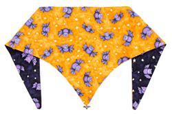 Batty Glow Babies Halloween ArfScarf