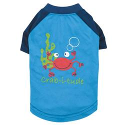 Zack & Zoey Under the Sea Crab Tee