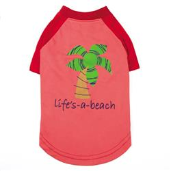 Zack & Zoey Under the Sea Beach T-Shirt