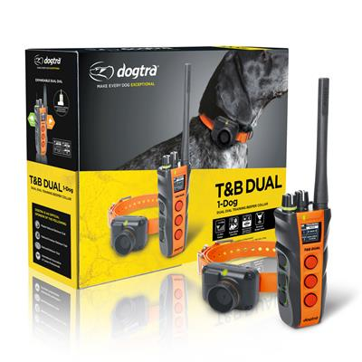 T&B DUAL 1-Dog Dual Dial Training Beeper System
