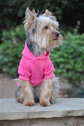Flex-Fit Dog Hoodie - Pink