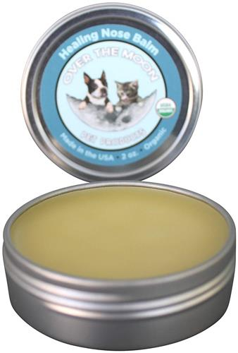 Certified Organic Dog Nose Balm 2 oz. Tin
