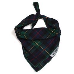 Macleod tartan tie bandana