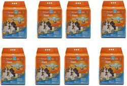 WizSmart SUPER Dog Pads (14 pad pack) CASE of 8