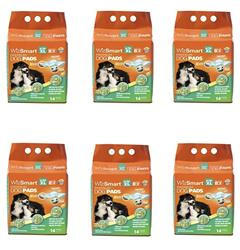 WizSmart Ultra XL, 14 Pack, All Day Dry Premium Dog Pads -  (CASE of 6 )