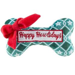 Happy Howlidays Puppermint Bone