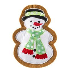 Wagnolia Bakery Snowman Holiday Cookie Toy