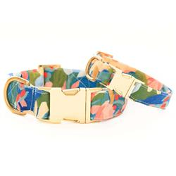 Wildflower Dog Collar