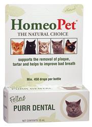 HomeoPet Feline Purr Dental