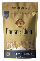 Dogsee Cheese Chew Puffy Bars 70 grams