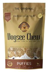 Dogsee Cheese Chew Puffies 70 grams