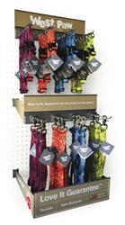 Outings Collars and Leashes Stock Pack (display included)