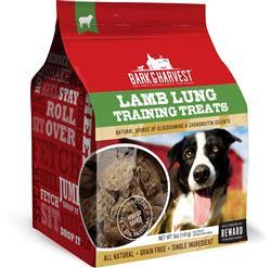 Lamb Lung Training Treats, 5 oz.