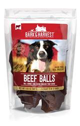 Beef Balls Jerky, 100g.